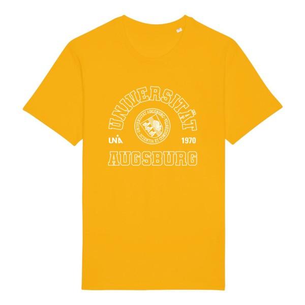Bio T-Shirt, gelb